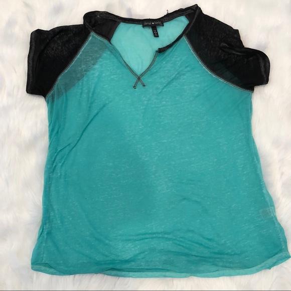02e9ef0678038 Derek Heart Tops - Derek Heart Light weight T Shirt Plus size 1X